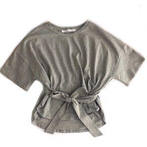 Nordstrom Lush Kimono Tie T-shirt Top
